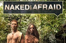 Sitdown Sunday: The reality show that leaves two people 'naked and afraid' in the wilderness