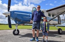 Boy (7) killed in light plane crash in Offaly 'should not have been allowed to fly in aircraft' - report