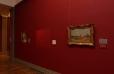 Man charged over damage to Monet painting