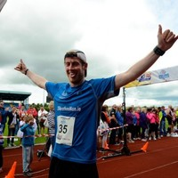 35 Marathon Man: Alan Corcoran becomes first to run a lap of Ireland