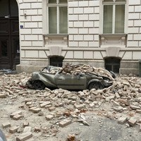 Teenager killed as strong earthquake shakes Croatia