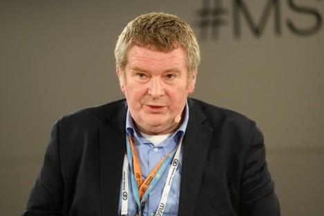Michael Ryan of the World Health Organisation.
