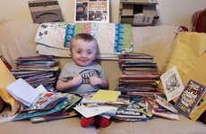 Over 1,000 birthday cards for boy (9) with rare disease who had to cancel his birthday party