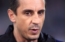 Gary Neville focusing on 'greater priorities' despite missing football