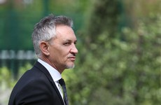 Gary Lineker self-isolating after son displays coronavirus symptoms