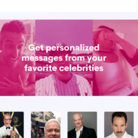 Your evening longread: How the site Cameo makes cash from D-list celebrities