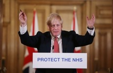 UK in lockdown: Boris Johnson tells British people to 'stay at home' for three weeks to slow coronavirus spread
