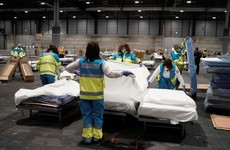 More than 500 people have died in Spain over the past 24 hours from Covid-19