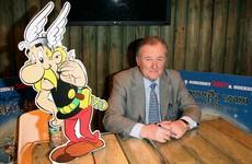 Albert Uderzo - co-creator of the Asterix comics - dies aged 92