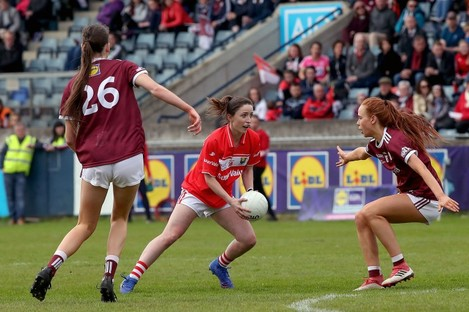 Cork and Galway contested the 2019 final - and it was looking like the same would happen this year.