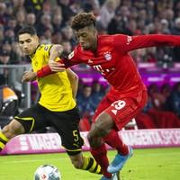 Bayern Munich and Dortmund players agree to take 20% pay cuts