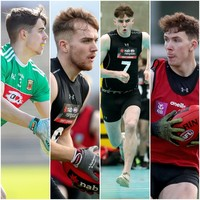 'It was a once in a lifetime opportunity' - AFL dreams put on hold for 4 young GAA players