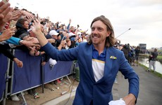 Push Europe's Ryder Cup title defence back to next year, says 2018 star Fleetwood