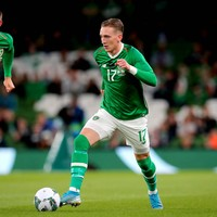 Irish international Curtis lending support to team-mate who contracted Covid-19
