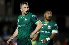 'The IRFU have done it in the most equitable way' - Carty on pay deferrals