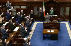 WATCH: TDs and people all over the country applaud frontline healthcare workers in unison