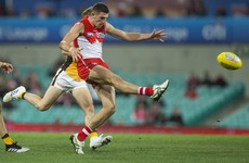 'People are saying 'Wake me up when it's 2021'' - Colin O'Riordan's strange season in Sydney