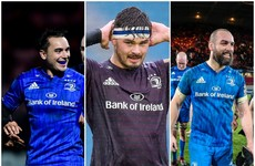 How Cullen and Lancaster's Leinster have used 51 players this season