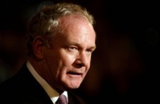 McGuinness dismisses report of IRA apology