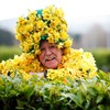 Daff Man has a brand new suit - but you might not get to see it out and about for a while