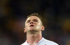 Gerrard: Don't blame Rooney for Euro 2012 exit