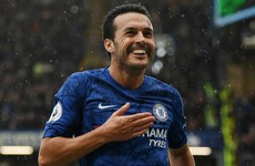 Chelsea's Pedro says he wants to stay while clarifying comments on future after misquote