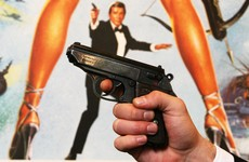 James Bond guns worth £100,000 stolen from home in England