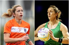 The Armagh football and Superleague netball star working as a GP through the Covid-19 crisis