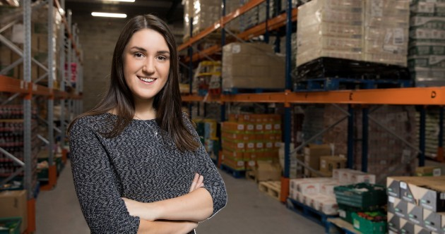 In a time of crisis, FoodCloud's Iseult Ward is still getting food to those most in need