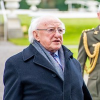 Michael D Higgins: Covid-19 pandemic has created an 'unanswerable case' for universal basic services