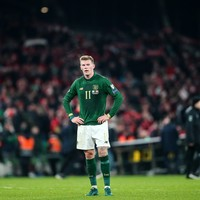 James McClean fined and 'apologises unreservedly' for Instagram balaclava post