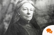 The Irish For: Kiltartanese and a passionate affair. The story of Galway's Lady Gregory