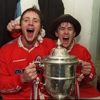 Fights in the showers, porn on the bus and winners on the pitch - How Shels made Double history in 2000