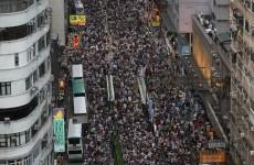 PHOTOS: Huge demo as Hong Kong marks 15 years under China