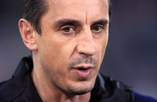 Gary Neville 'doesn't get' voiding of English non-league season