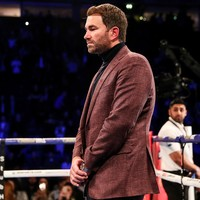 Hearn to donate 200 tickets for every boxing show to UK's NHS workers