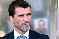 'I watched Roy Keane stare down a cloud and make the wind go away'