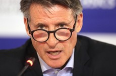 Coe: Postponing Olympics saves athletes from mental turmoil