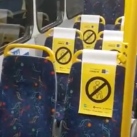 Just four seats downstairs as Dublin Bus brings in social distancing and reduced service
