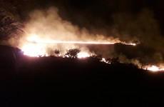 Firefighters battle 150-acre gorse fire in Killarney National Park