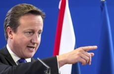 David Cameron hints Britain may hold a referendum on EU membership