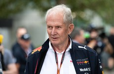 Red Bull motorsport advisor suggested drivers should deliberately catch Covid-19
