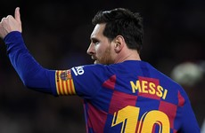 Messi critical of Barca chiefs as he confirms players will take 70% pay cuts