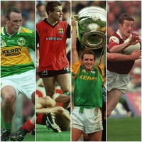 Quiz: Can you recognise these 90s All-Ireland football winners?