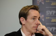 Ryan Tubridy has tested positive for coronavirus