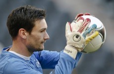 Lyon announce that they will let Lloris leave this summer