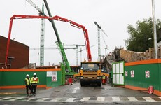 BAM called on to stop construction on National Children's Hospital site