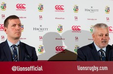 Lions ease concerns over South Africa series clash with rescheduled Olympics