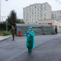 Spain witnesses another 849 coronavirus-related deaths in 24 hours, bringing total toll to 8,189