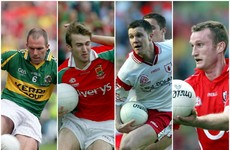 Quiz: Can you recognise these 2000s All-Ireland football finalists?